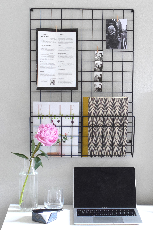 dreamy desk decor