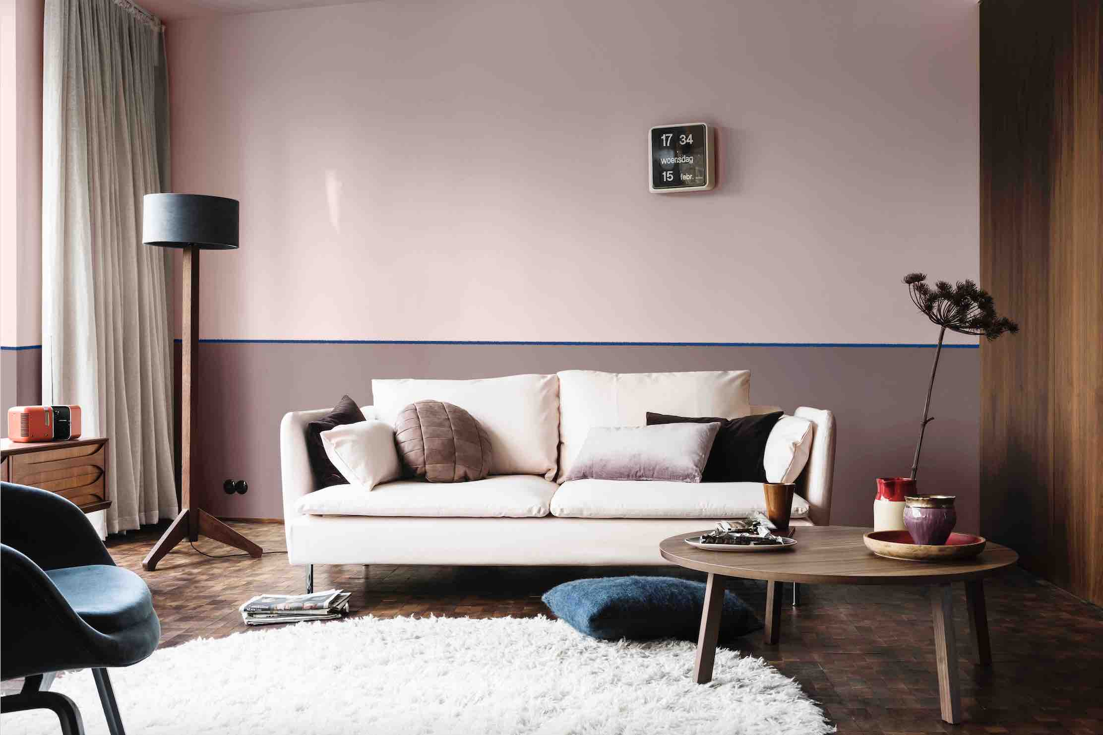How To Use Dulux's Colour Of The Year 'Heart Wood Home' In Your Space