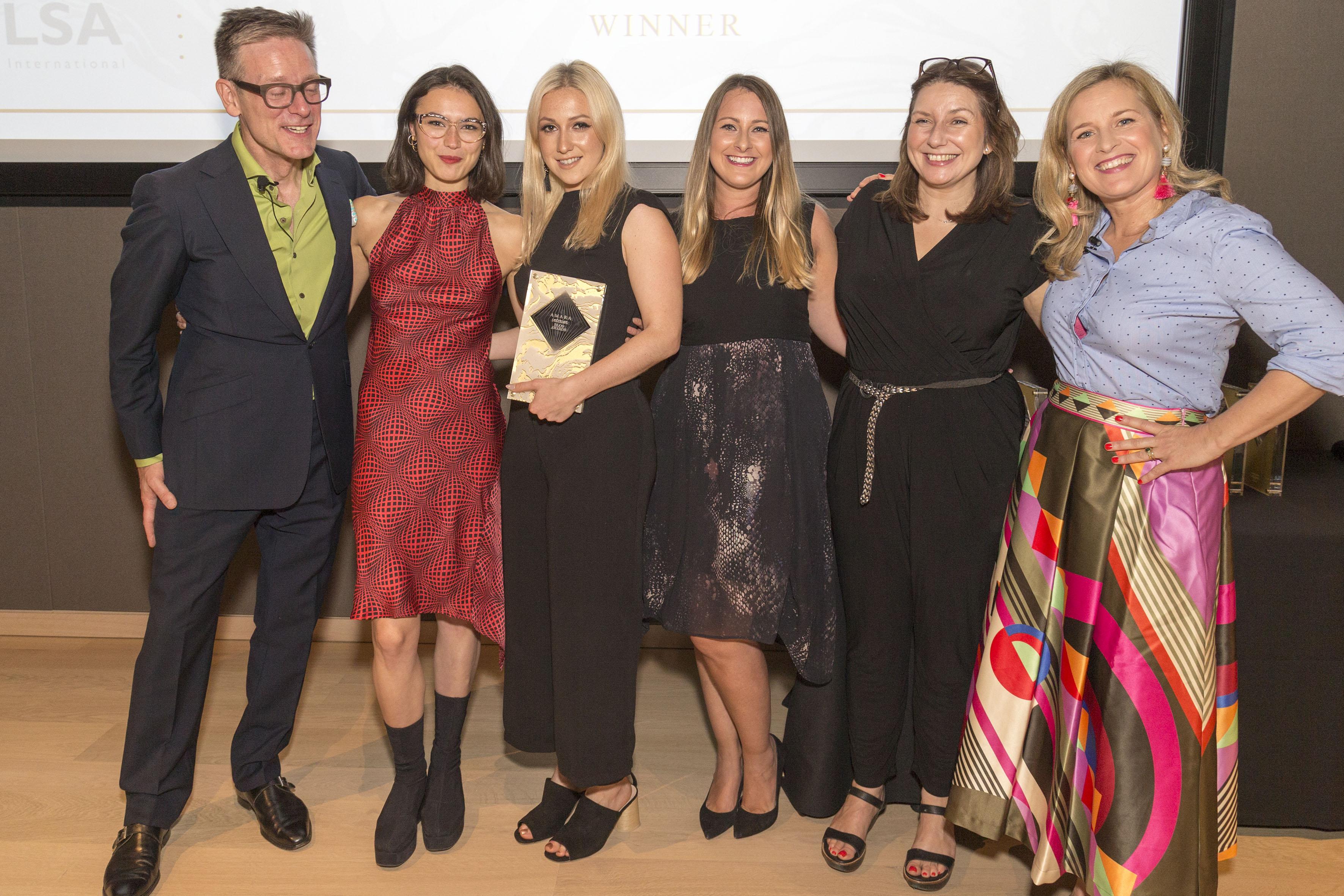 Our Experience Of Winning An Amara Blog Award!