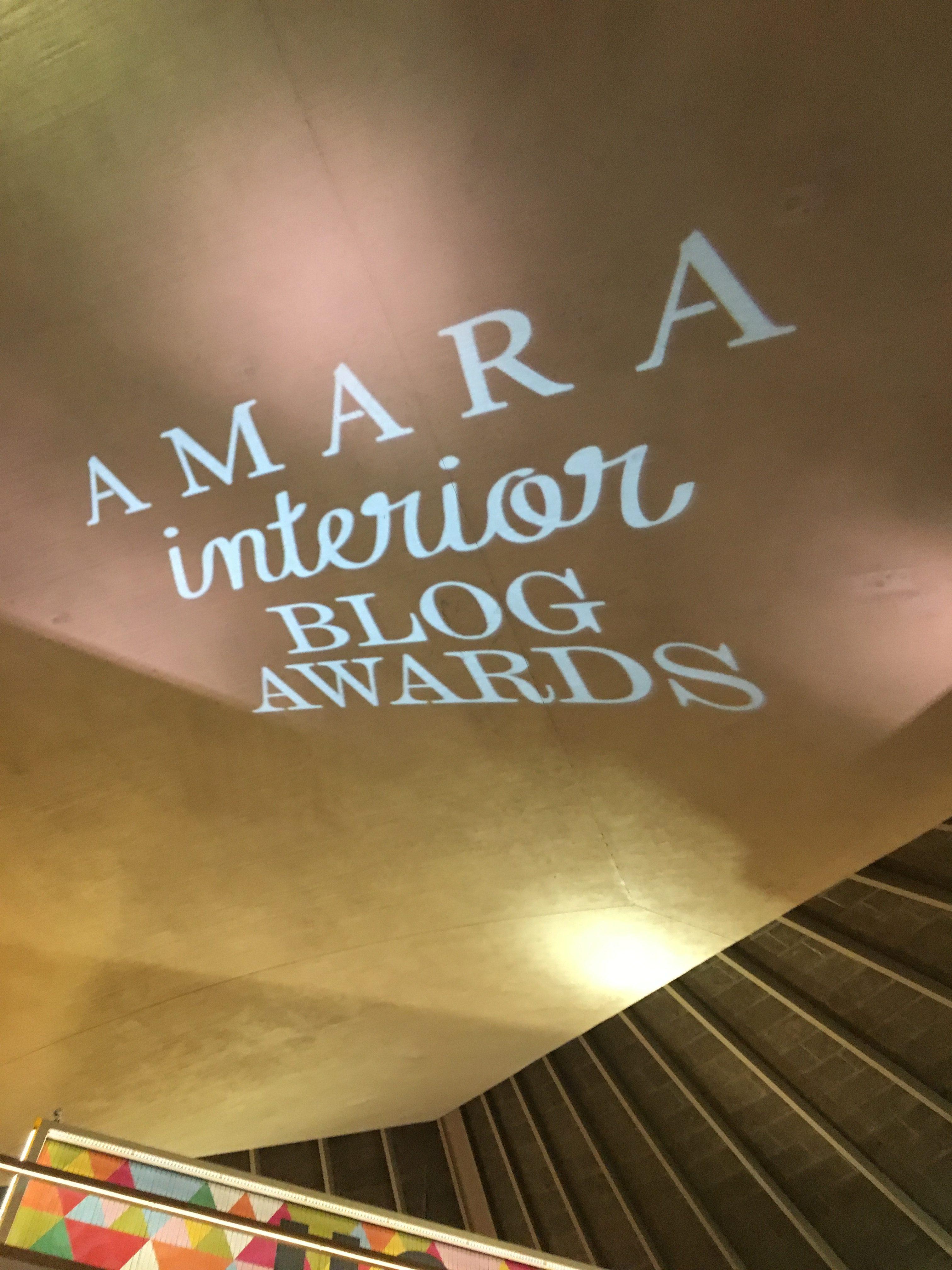 amara blog award