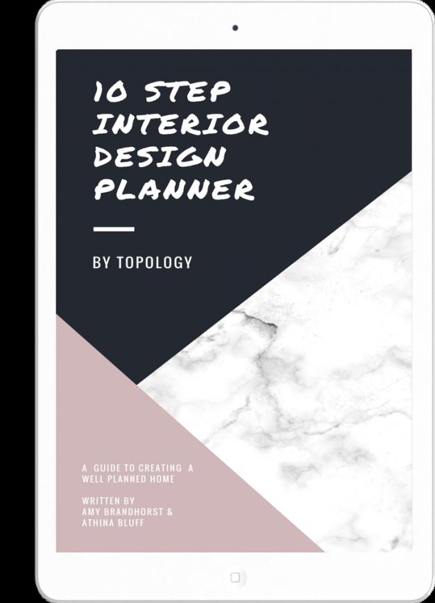 Interior Design E-book