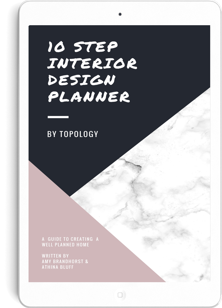Interior Design E-book