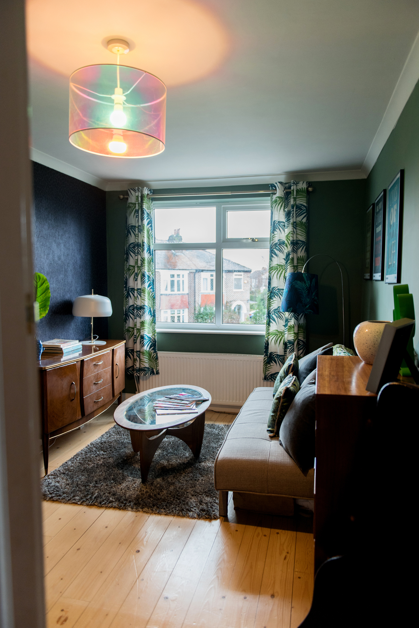 eclectic house tour