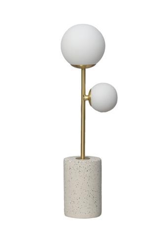 BHS Florella terrazzo lamp
