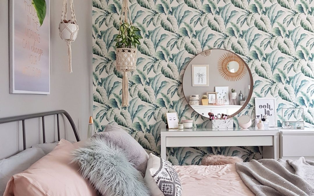 The Style Files No. 49: Gemma's Pink Scandi Home