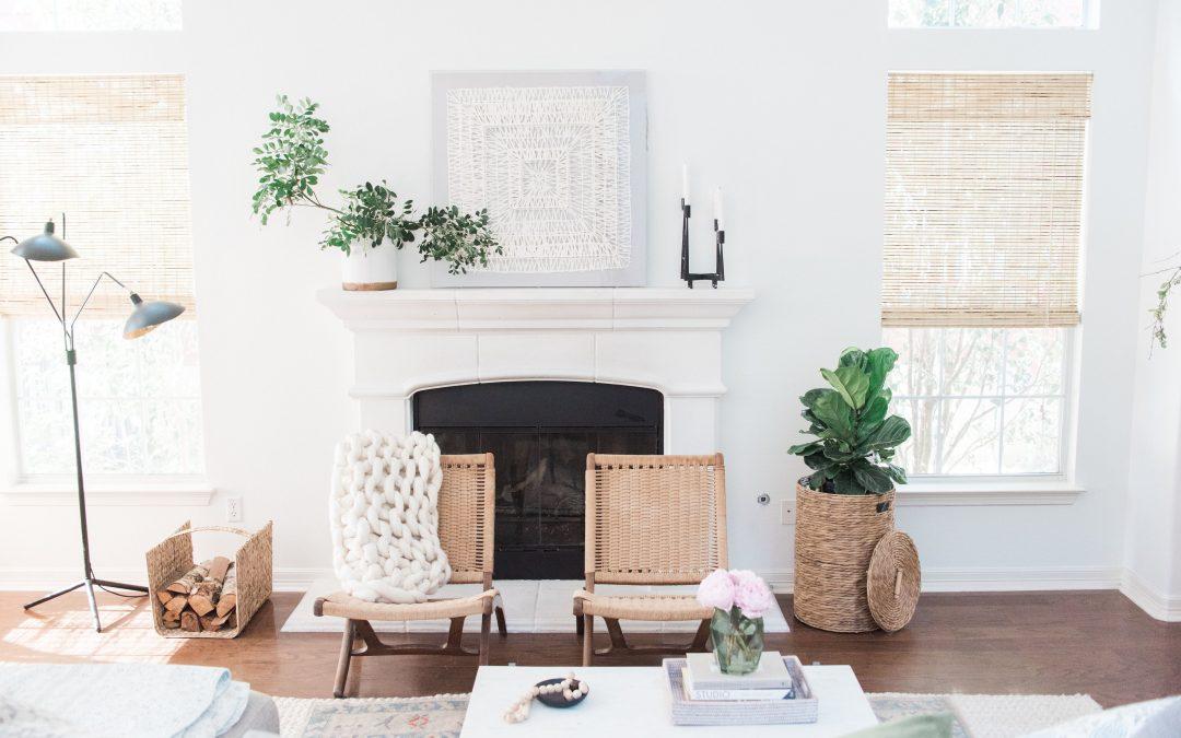 The Style Files No. 50: Anastasia's Mid Century Home