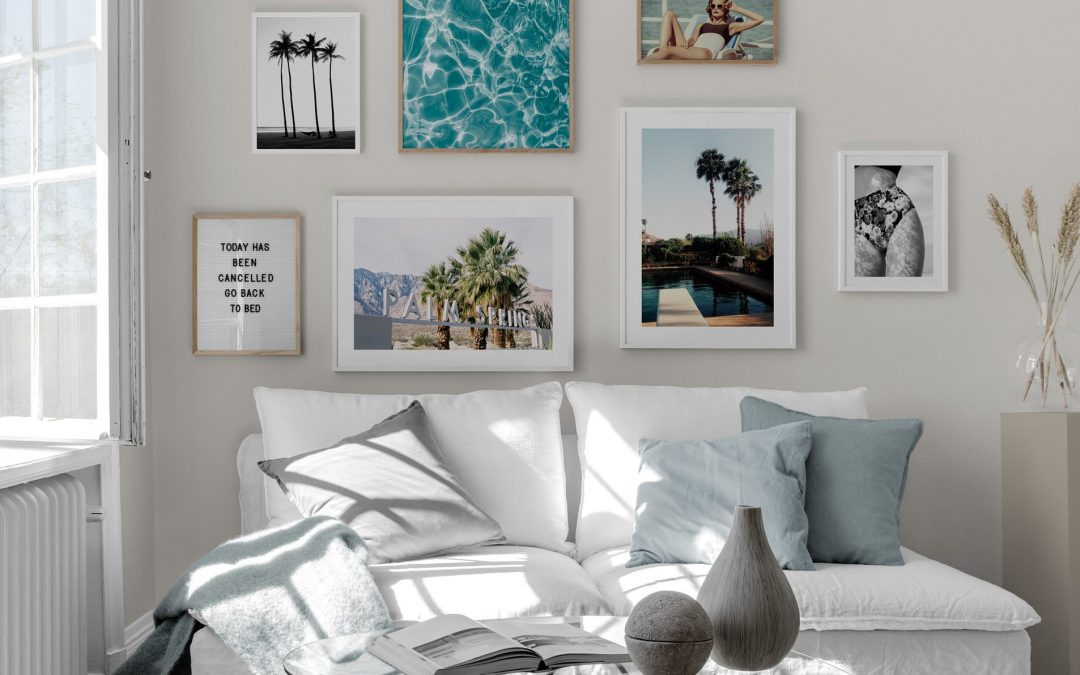 How To Adorn Your Walls For Under £150