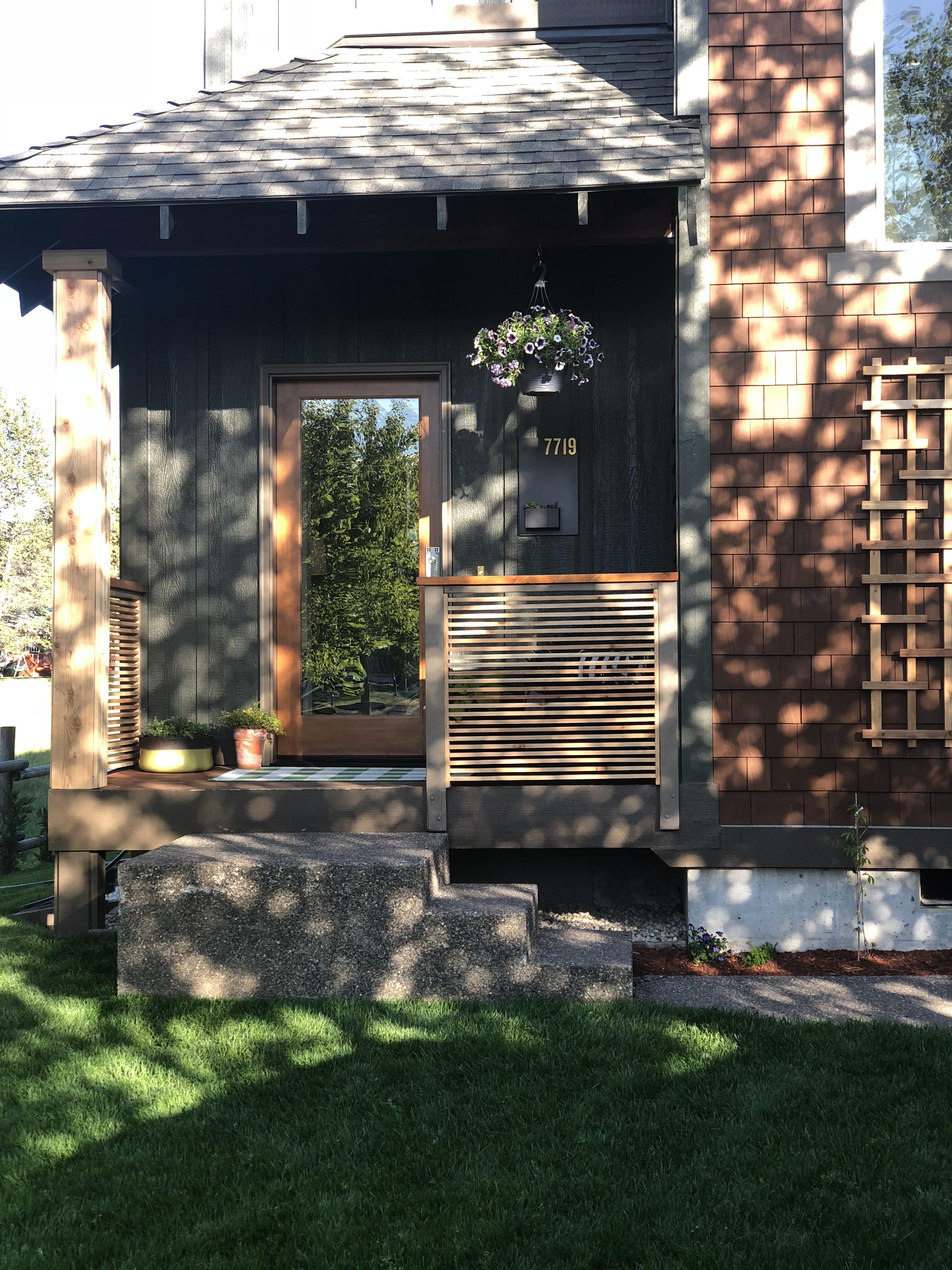 DIY house tour