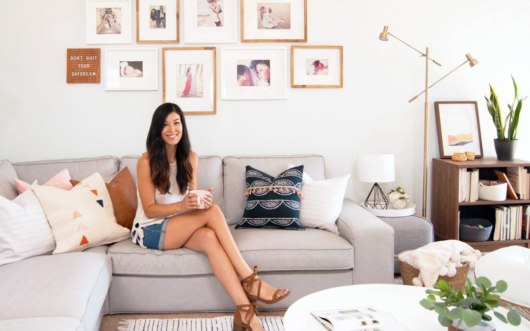 The Style Files No. 52: Melanie's Californian House Tour