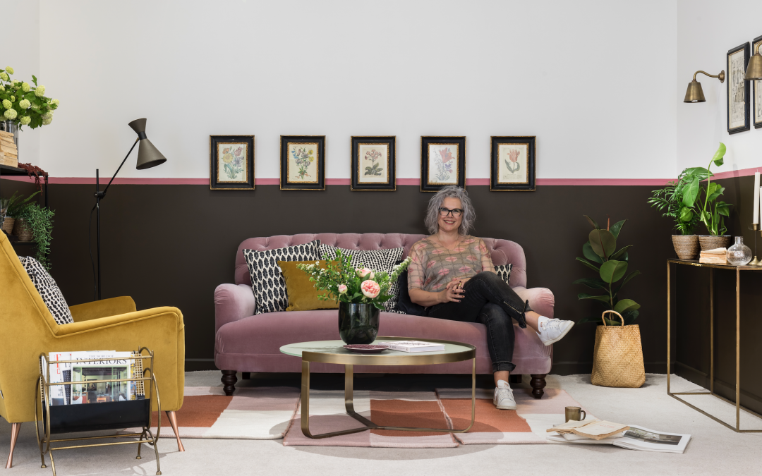 Lets Talk Colour With: Mad About The House