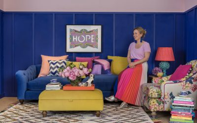 Let's Talk Colour With: Sophie Robinson