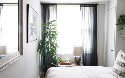 Creating A Relaxing Bedroom Scheme With A Focus On Wellbeing