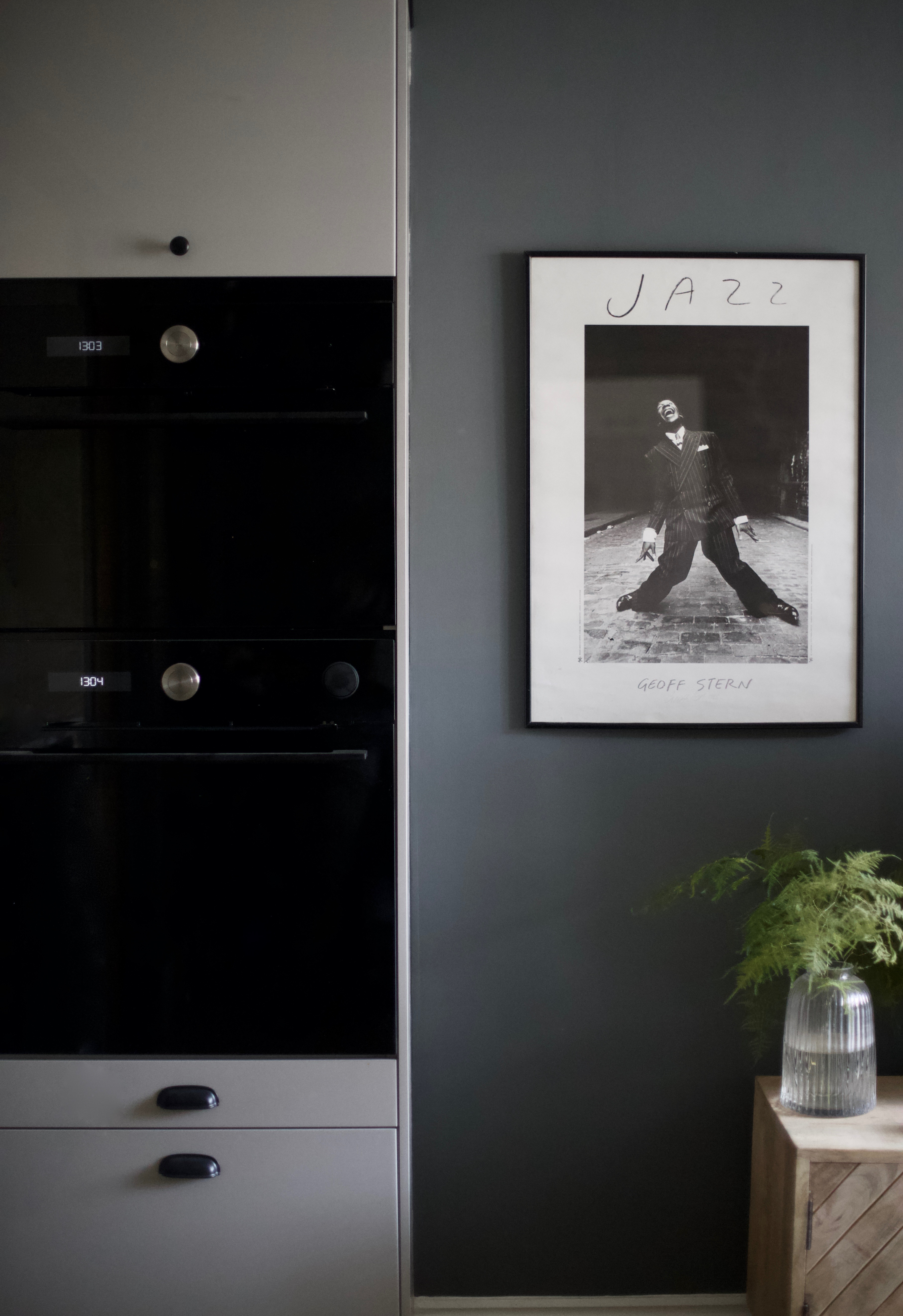 Ikea Oven Cabinet Shot
