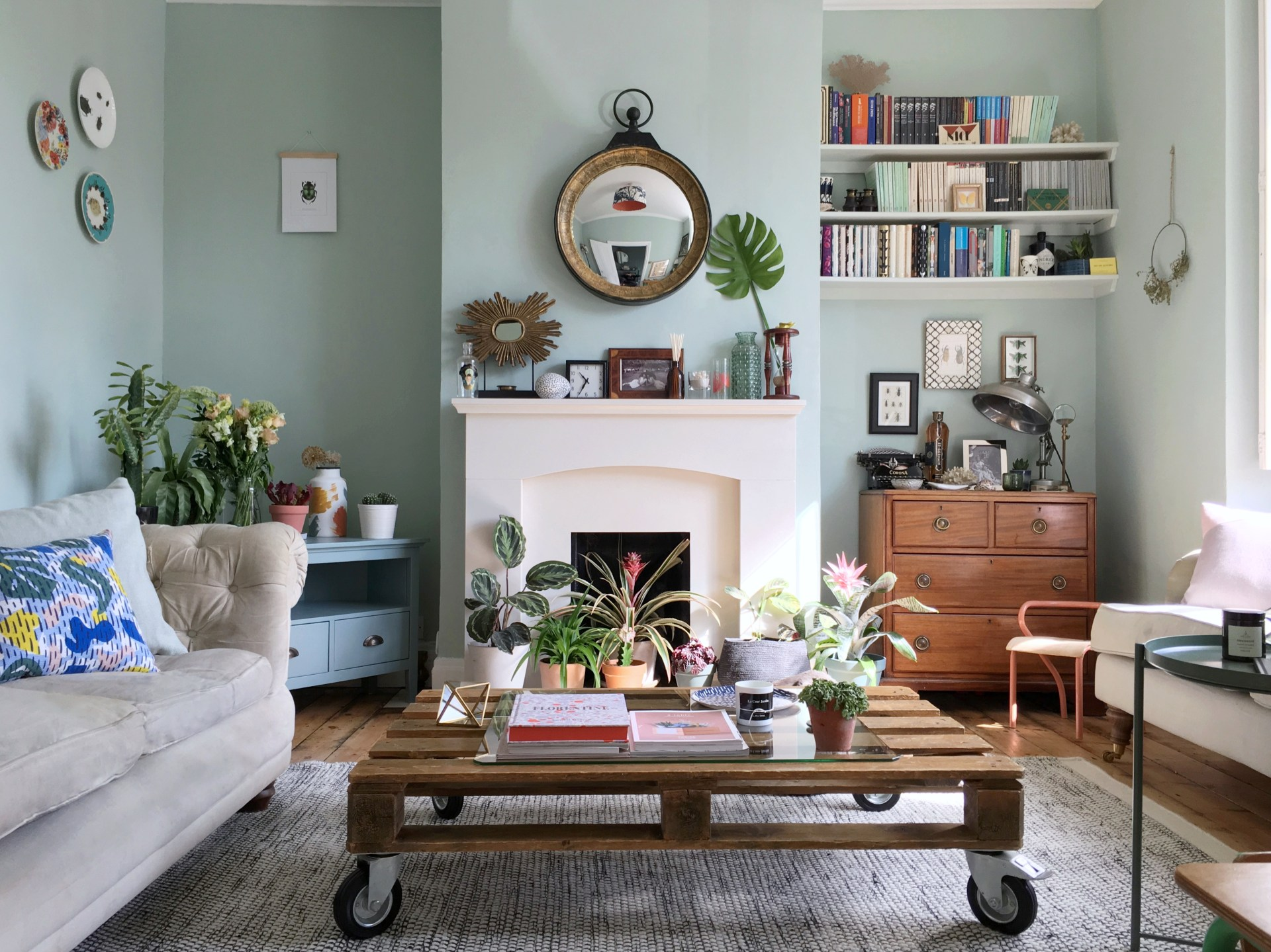 Ruth Matthews Living Room