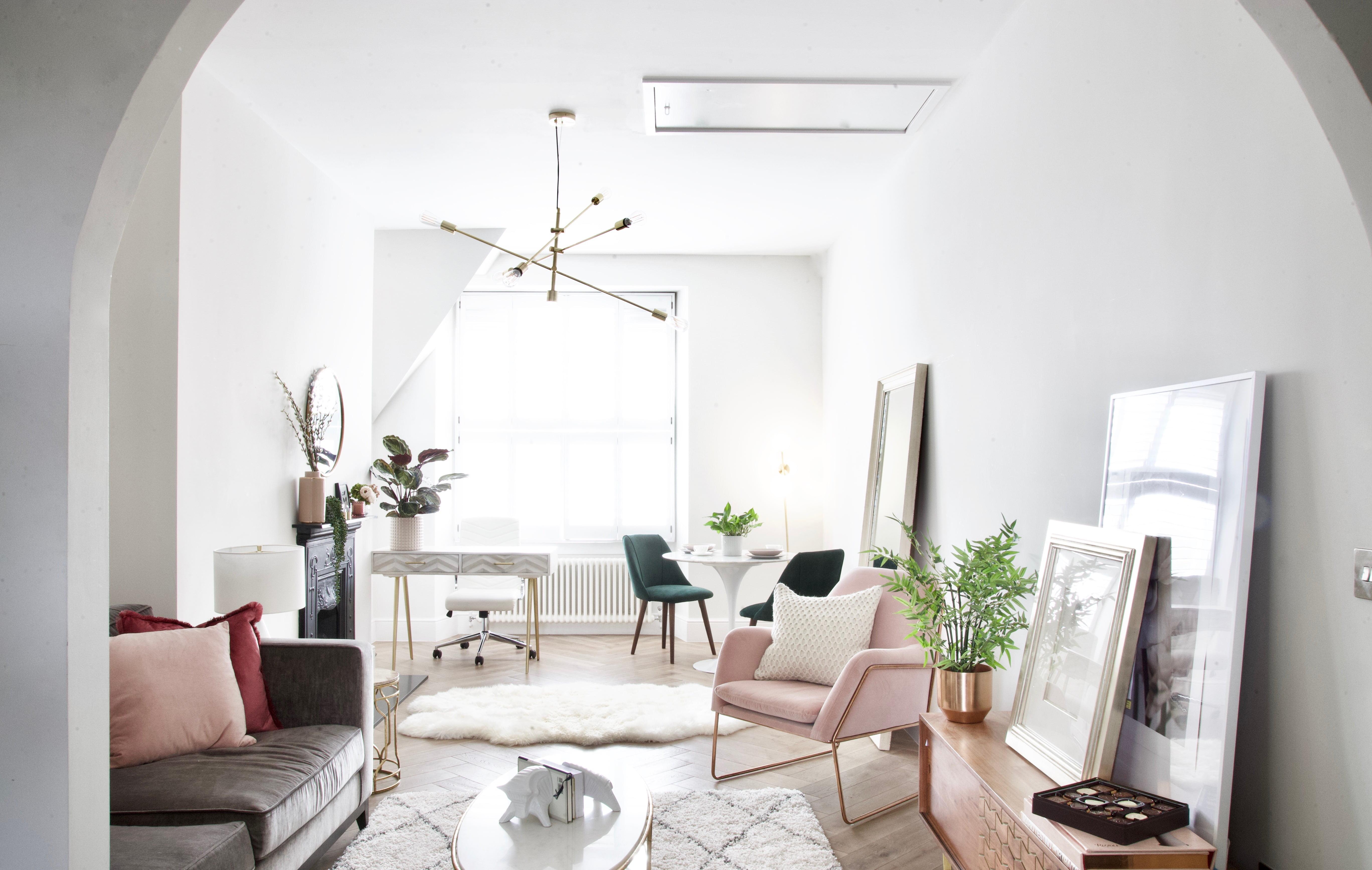 modern luxury living room design