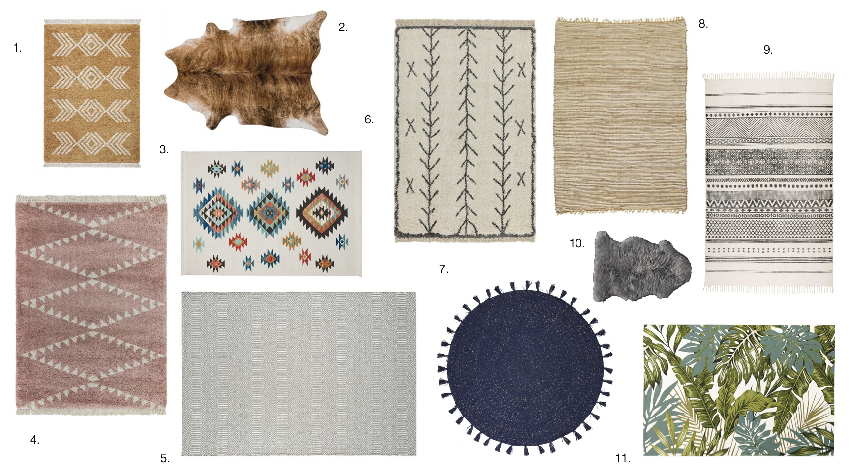 bargain homeware rugs