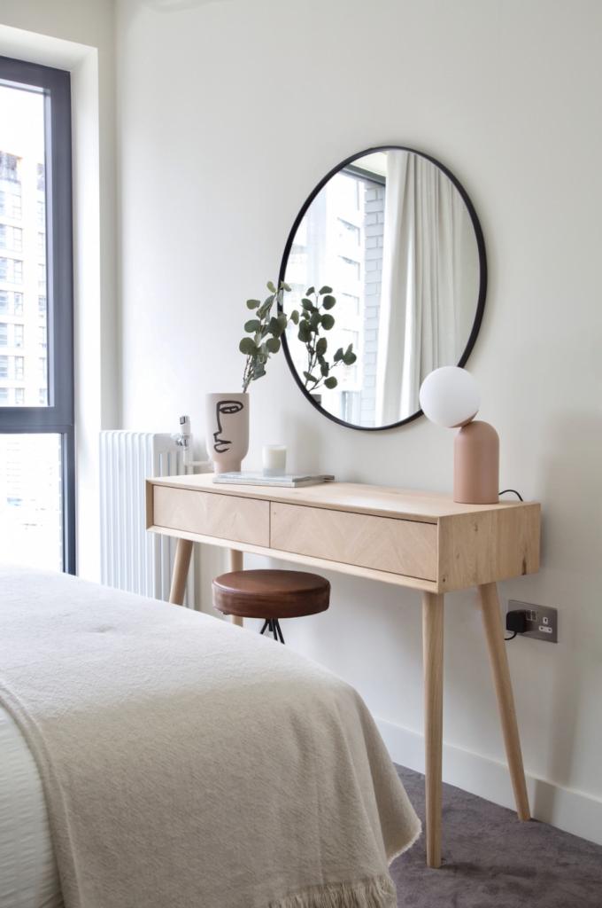 calming bedroom decor