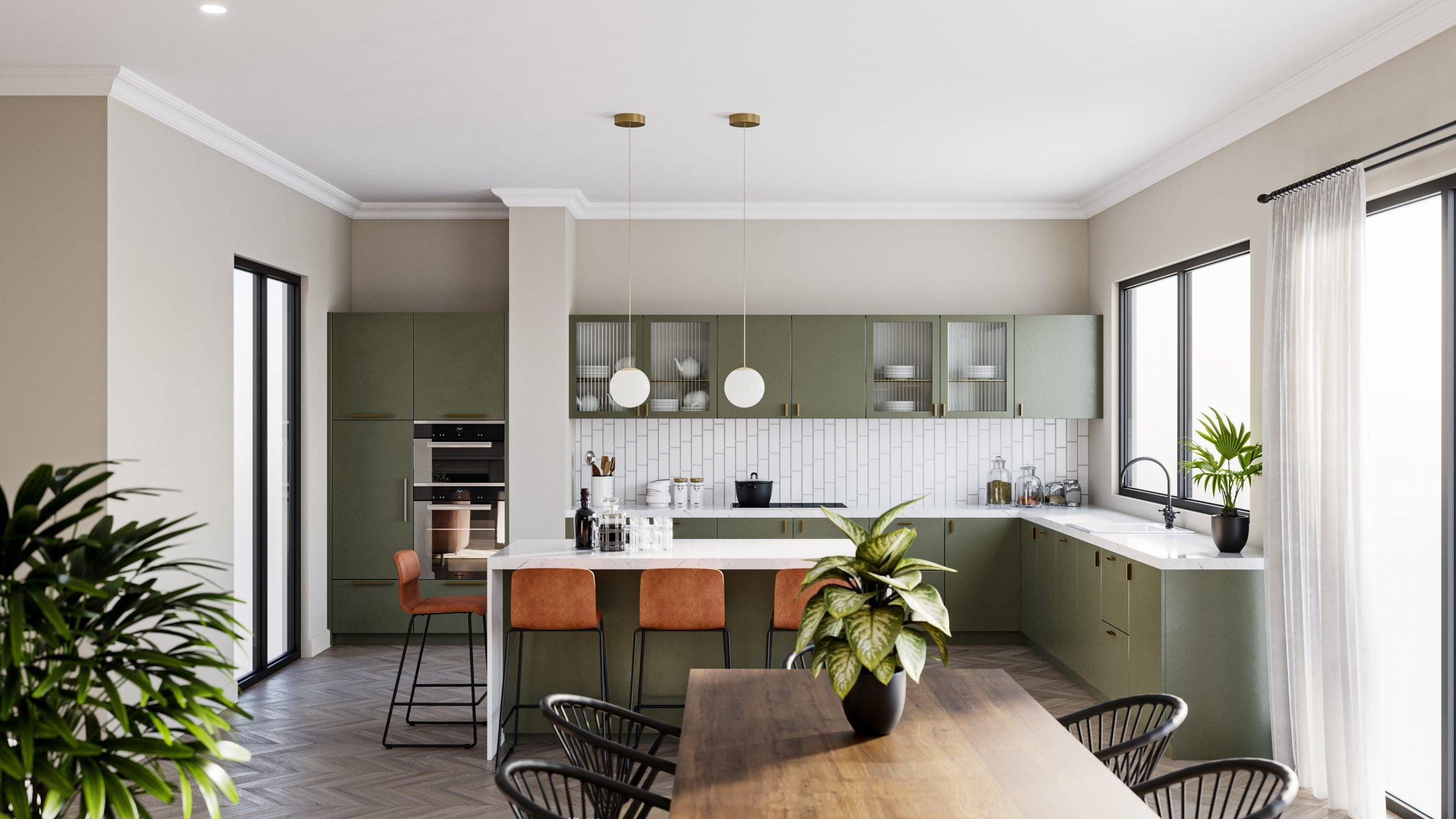 Kitchen high resolution