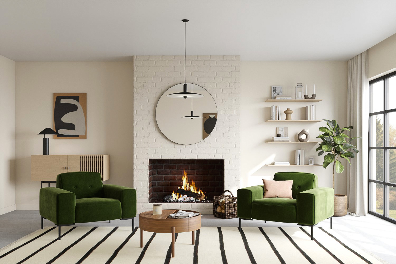 topology interiors living room